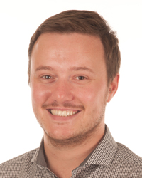 Portrait - Rory Turley - Embryologist